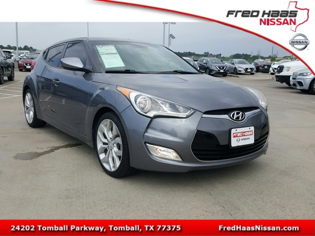 Used 2013 Hyundai Veloster in Tomball, TX