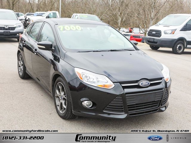 Used 2014 Ford Focus in Bloomington, IN