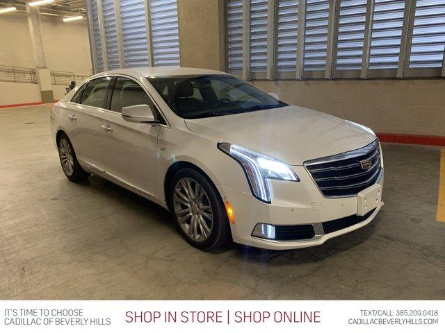 2019 Cadillac XTS Luxury 4dr Sdn Luxury FWD Gas V6 3.6L/217 [5]