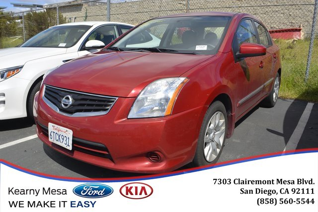 Used 2011 Nissan Sentra in San Diego, CA