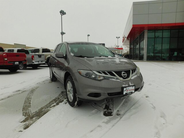 Used 2012 Nissan Murano in Fort Morgan, CO