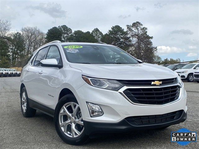 Used 2020 Chevrolet Equinox in Marietta, GA