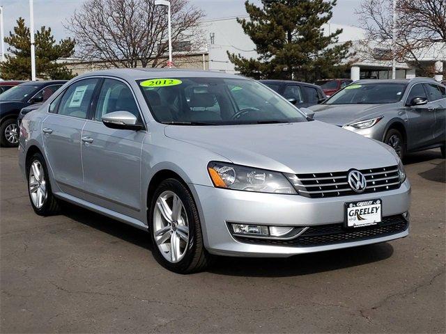 Used 2012 Volkswagen Passat in Fort Collins, CO