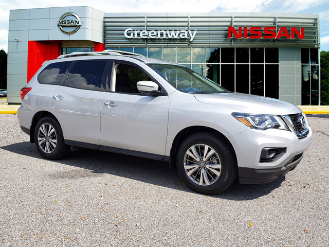 New 2019 Nissan Pathfinder in Brunswick, GA
