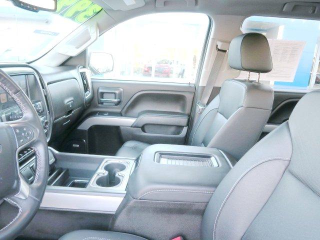 Used 2018 Chevrolet Silverado 1500 4WD Crew Cab 143.5 LTZ w-2LZ