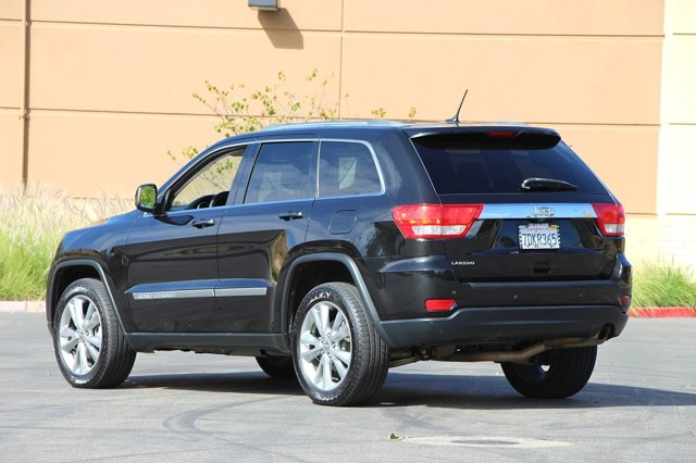 2012 Jeep Grand Cherokee Laredo 6