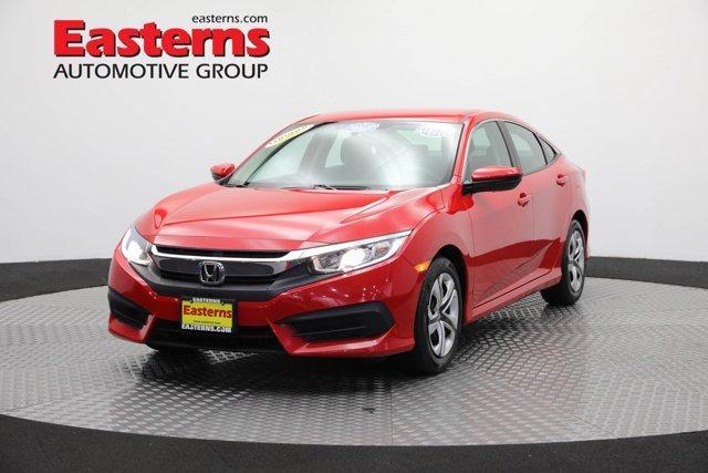 2016 Honda Civic for sale 124988 0