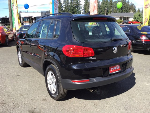 Used 2017 Volkswagen Tiguan Limited 2.0T 4MOTION