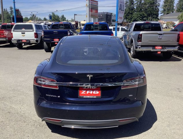 Used 2014 Tesla Model S 4dr Sdn 60 kWh Battery