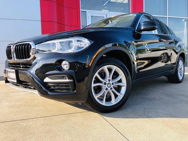 Used 2015 BMW X6 in Jackson, MI