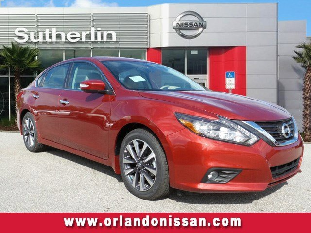 New 2016 Nissan Altima in Orlando, FL
