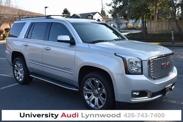 Used 2015 GMC Yukon in Lynnwood, WA