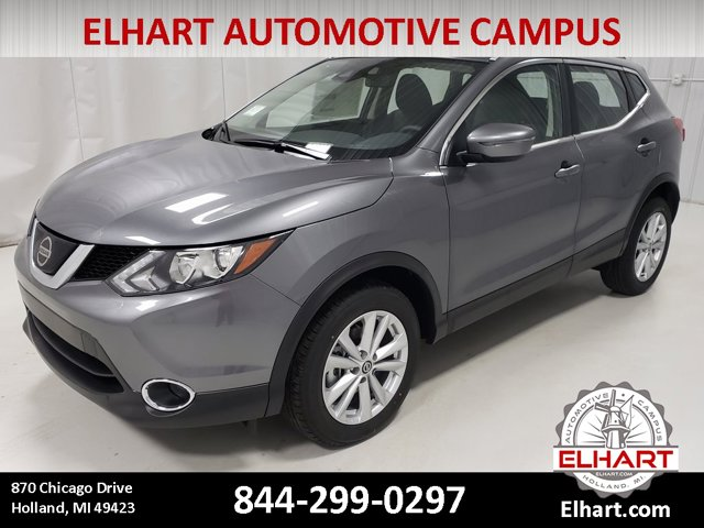 New 2019 Nissan Rogue Sport in Holland, MI