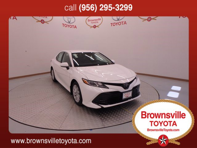 New 2020 Toyota Camry in Brownsville, TX