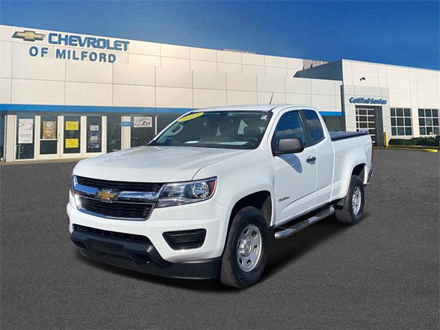 """2018 Chevrolet Colorado 2WD Work Truck 2WD Ext Cab 128.3"""" Work Truck Gas I4 2.5L/150 [2]"""