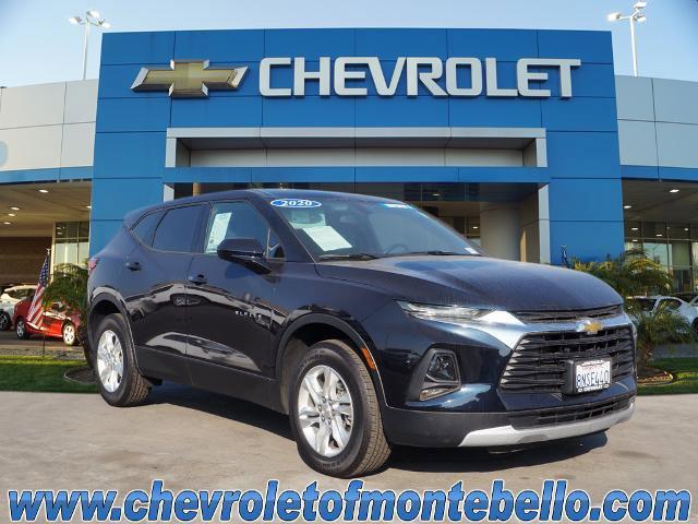 2020 Chevrolet Blazer LT FWD 4dr LT w/1LT Gas I4 2.5L/ [2]