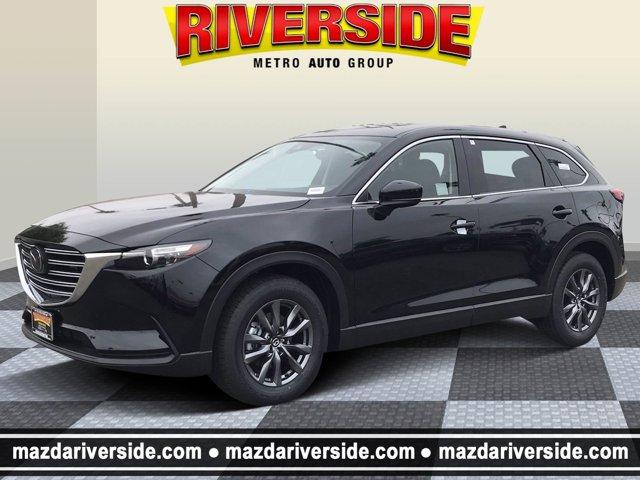 2021 Mazda CX-9 Sport Sport FWD Intercooled Turbo Regular Unleaded I-4 2.5 L/152 [0]