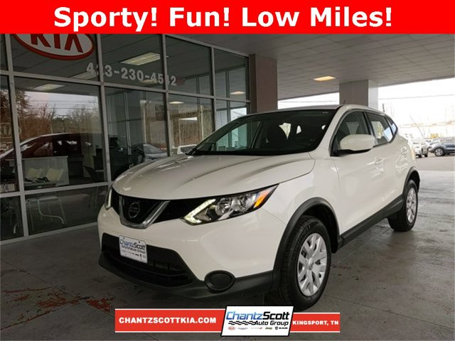 Used 2018 Nissan Rogue Sport in Kingsport, TN