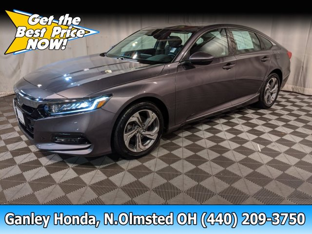 Used 2018 Honda Accord Sedan in Cleveland, OH