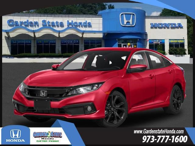 New 2020 Honda Civic Sedan in Clifton, NJ