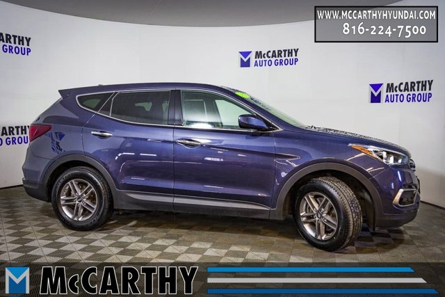 Used 2017 Hyundai Santa Fe Sport in Blue Springs, MO