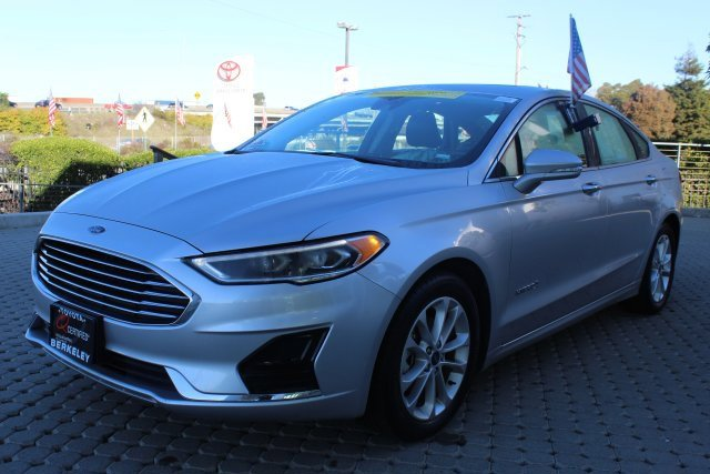 Used 2019 Ford Fusion Hybrid in Berkeley, CA