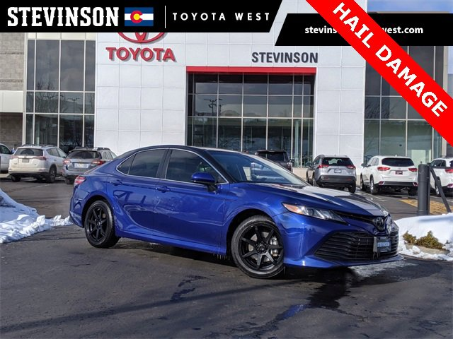 Used 2018 Toyota Camry in Lakewood, CO