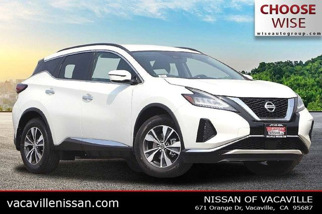 2020 Nissan Murano SV FWD SV Regular Unleaded V-6 3.5 L/213 [5]