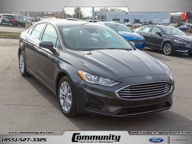 New 2020 Ford Fusion Hybrid in Bloomington, IN