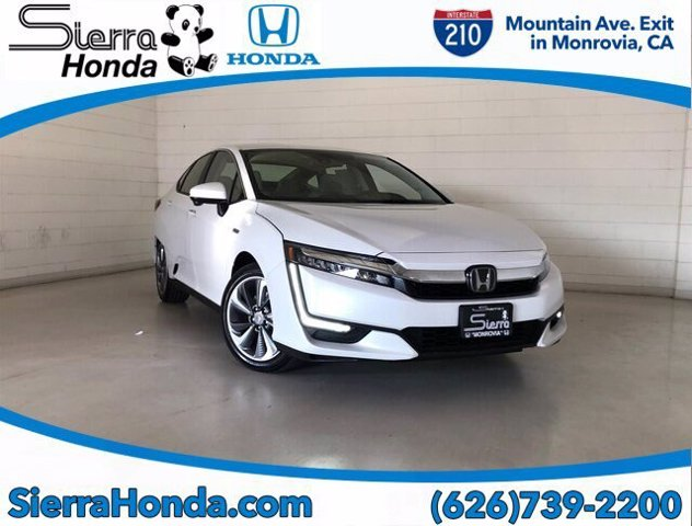 2019 Honda Clarity Plug-In Hybrid Touring Touring Sedan Gas/Electric I-4 1.5 L/91 [1]