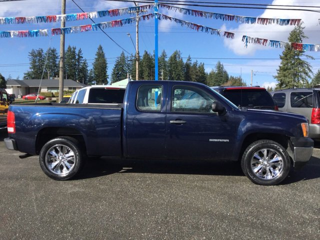 Used 2010 GMC Sierra 1500 4WD Ext Cab 143.5 Work Truck