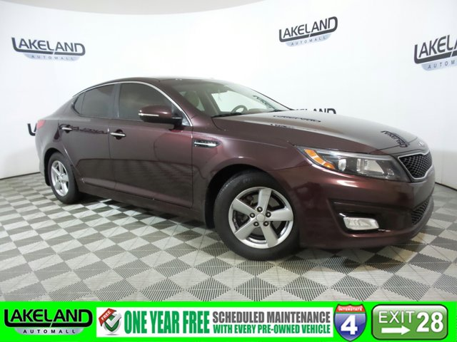 Used 2015 KIA Optima in ,