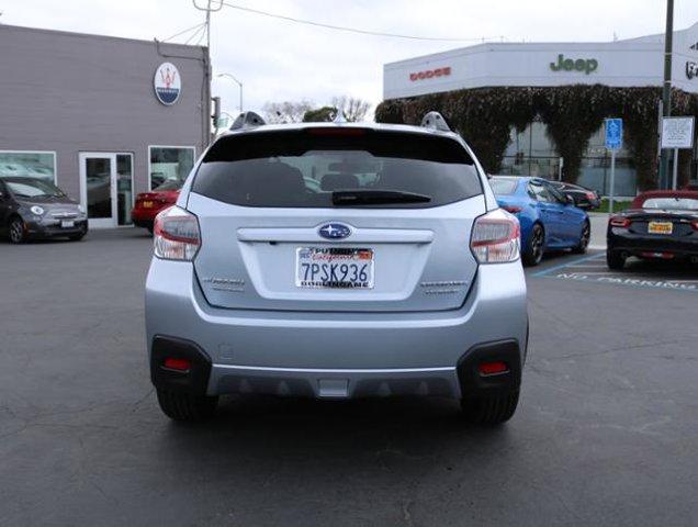 2016 Subaru Crosstrek Hybrid Touring AWD