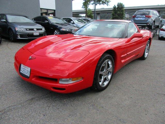 for sale used 2001 Chevrolet Corvette San Rafael CA