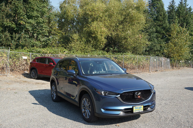 New 2020 Mazda CX-5 in Edmonds Lynnwood Seattle Kirkland Everett, WA