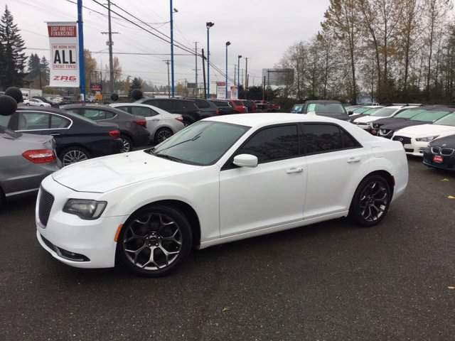 Used 2015 Chrysler 300 4dr Sdn 300S RWD