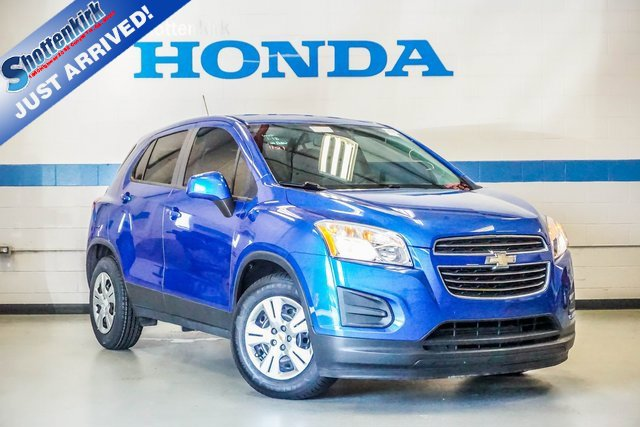 Used 2016 Chevrolet Trax in Cartersville, GA