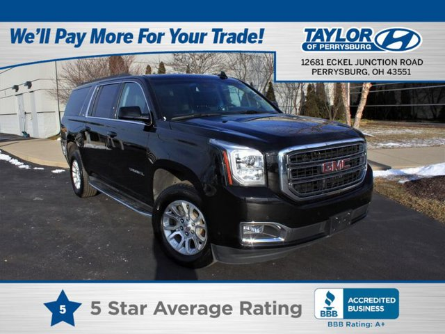 2019 GMC Yukon XL SLT AUDIO SYSTEM  8 DIAGONAL COLOR TOUCH SCREEN WITH GMC INFOTAINMENT SYSTEM  AM