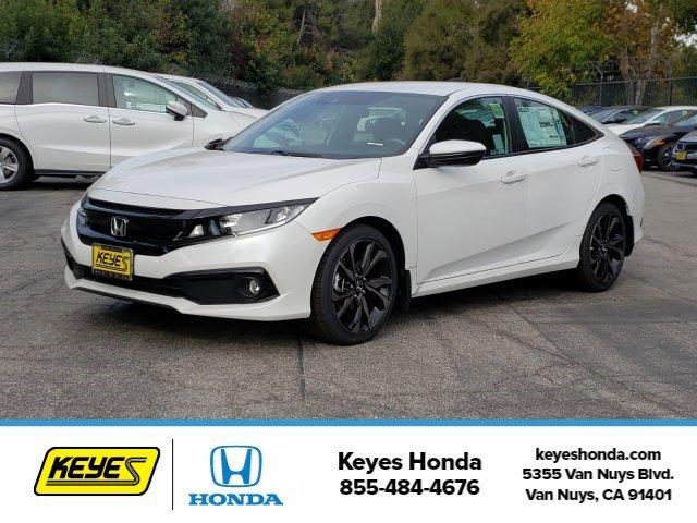 New 2020 Honda Civic Sedan in  Van Nuys, CA