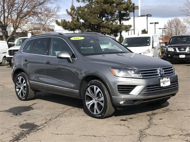 Used 2017 Volkswagen Touareg in Fort Collins, CO