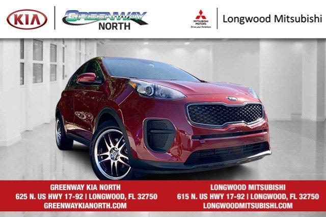 Used 2018 KIA Sportage in Orlando, FL