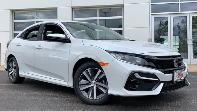 New 2020 Honda Civic Hatchback in Elgin, IL
