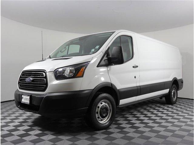 2019 Ford Transit Van Low Roof w/60/40 Side Door w/LWB Van 3D
