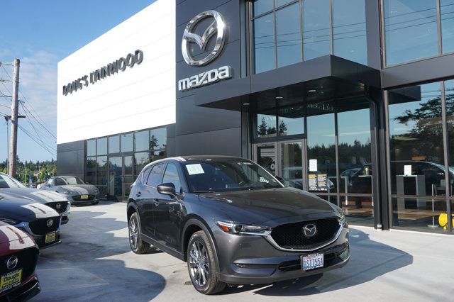 Used 2019 Mazda CX-5 in Edmonds Lynnwood Seattle Kirkland Everett, WA
