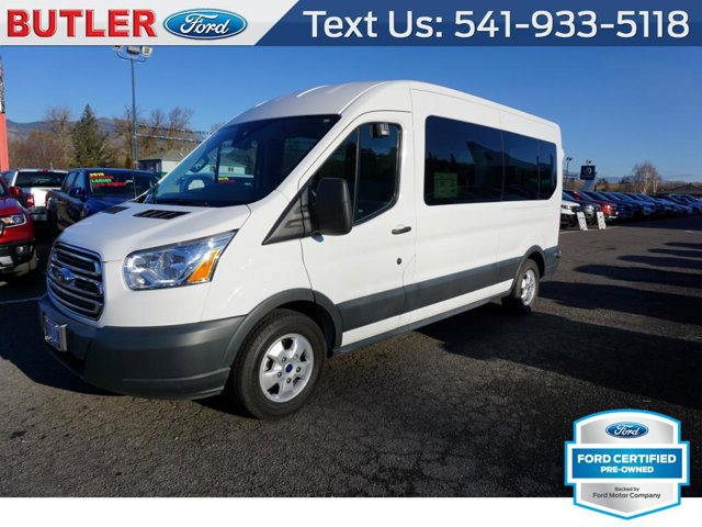 Used 2017 Ford Transit Wagon in Medford, OR