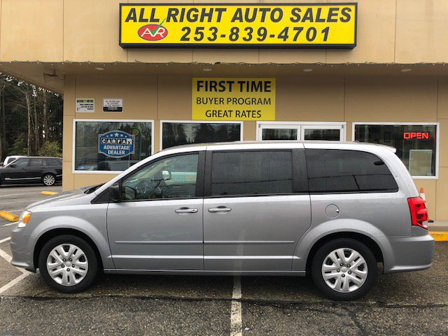 Used 2016 Dodge Grand Caravan in Federal Way, WA