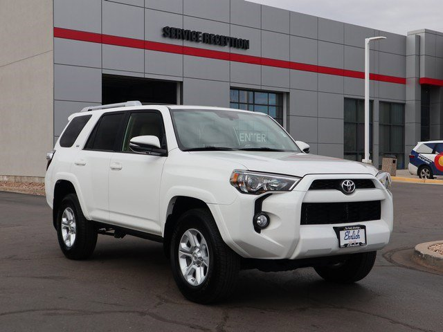 Used 2018 Toyota 4Runner in Greeley, CO