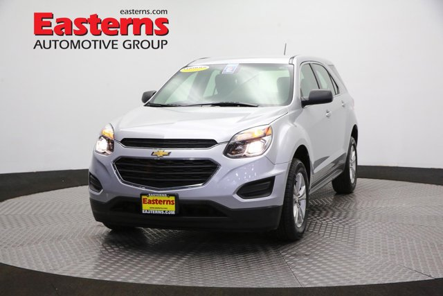 2017 Chevrolet Equinox for sale 123781 0