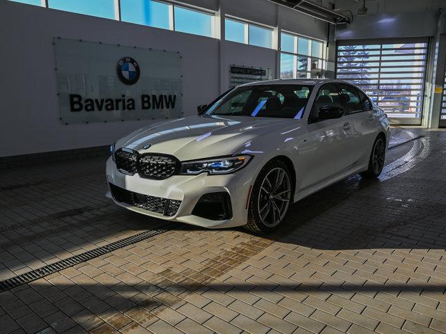 2021 BMW 3 Series M340i xDrive M340i xDrive Sedan North America Intercooled Turbo Gas/Electric I-6 3.0 L/183 [16]