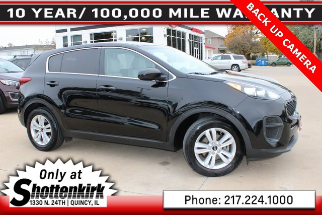 Used 2017 KIA Sportage in Quincy, IL